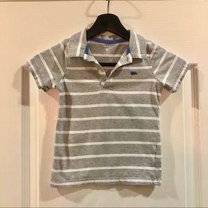 Carters Short Sleeve Collared Shirt